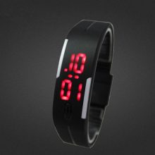 Creative Rubber Watches