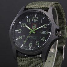 Men's Casual Quartz Watches