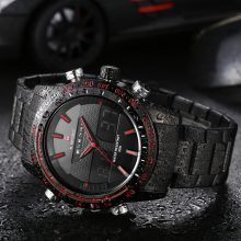 Full Steel Quartz Wristwatches