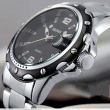 Men's Casual Waterproof Wristwatches