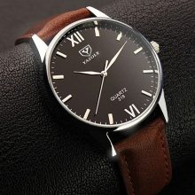 Elegant Men's Quartz Wristwatches