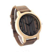 Wooden Quartz Watches
