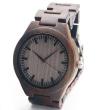 Classic Wooden Wristwatches