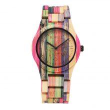 Bamboo Quartz Watches