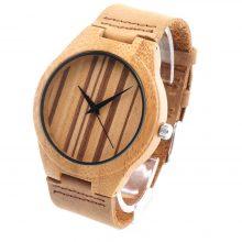 Creative Wooden Wristwatches