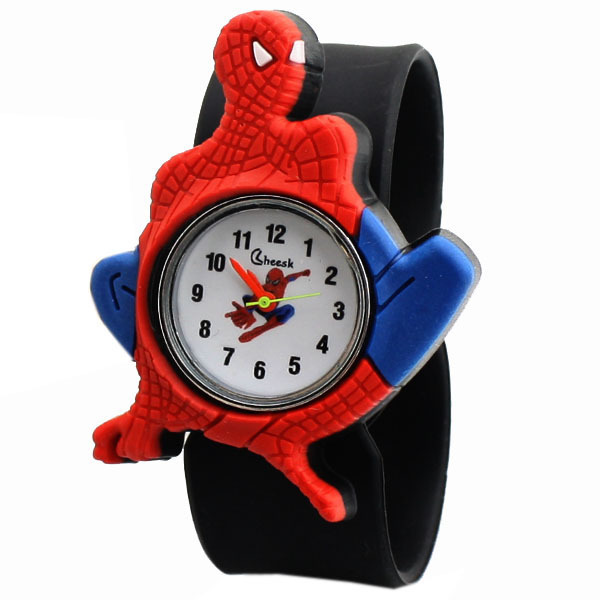Kid 39 s spiderman watches for Spiderman watches
