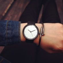 Lover's Analog Wristwatches