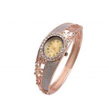 Rhinestone Bracelet Wristwatches