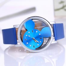 Rhinestone Mickey Mouse Watches