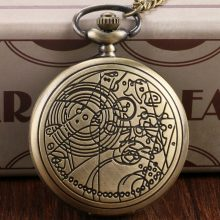 Doctor Who Pocket Watches