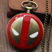 Deadpool Pocket Watches